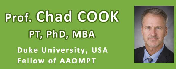 ECMT 2017 – journée de pré-conférence – Chad COOK (USA) – Inscription